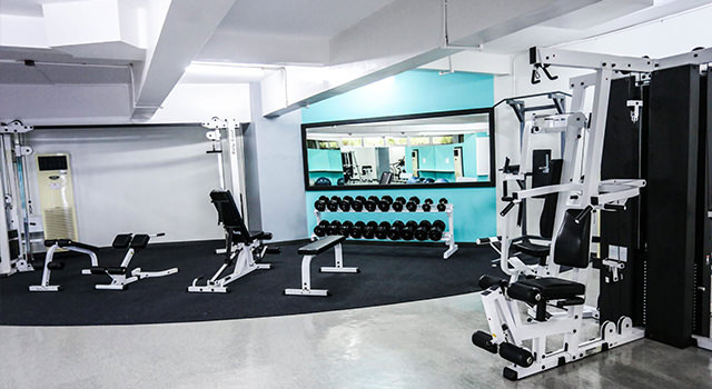 The Malayan Plaza - Fitness Gym
