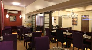 The Malayan Plaza - Executive Lounge