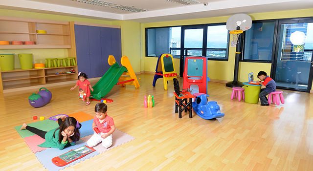 The Malayan Plaza - Children's Playroom