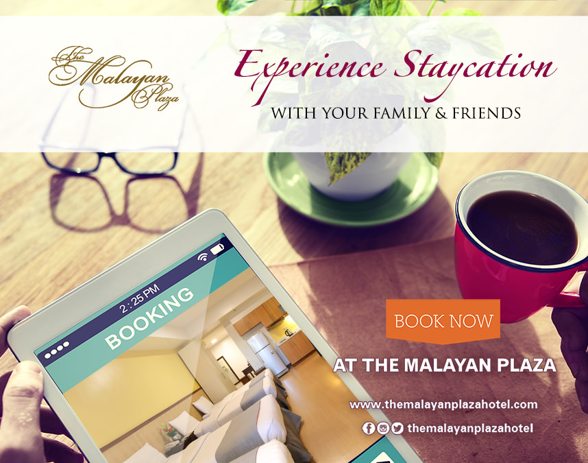 Experience Staycation