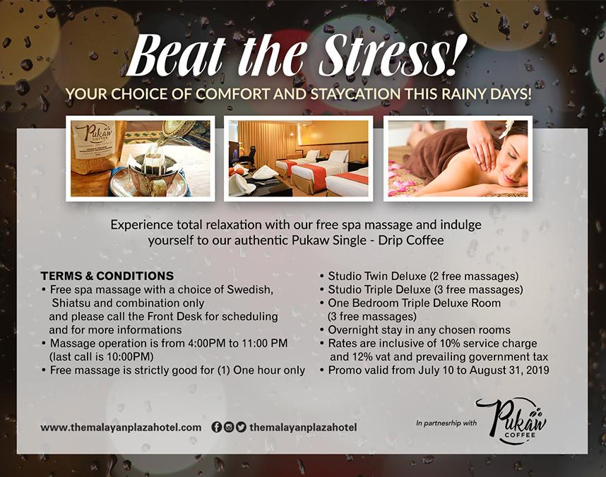 Beat the Stress