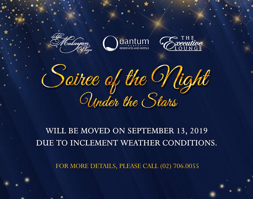 Soiree of the Night Under the Stars