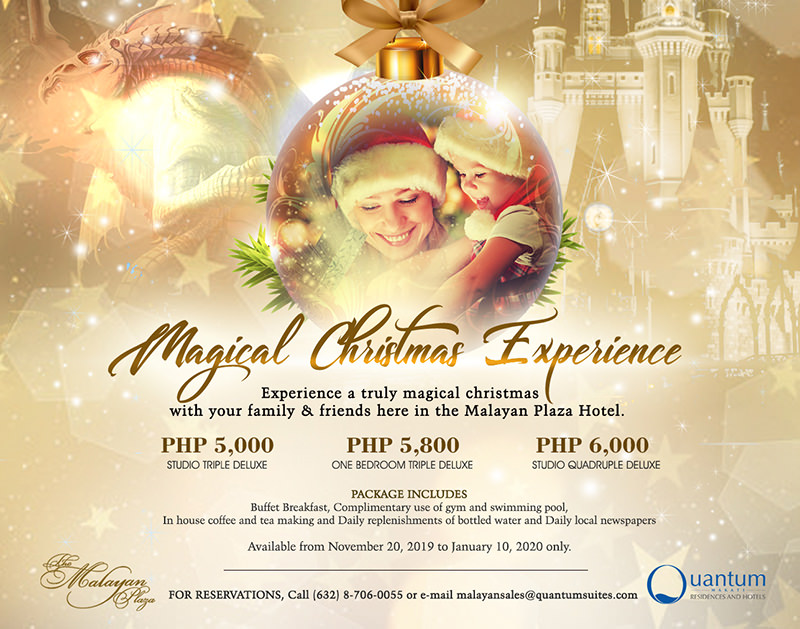 Magical Christmas Experience